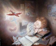 """""""Una imaginación desarrollada y fuerte no te convierte en un soñador ni en un incompetente. Por el contrario, fortalece tu capacidad creativa, y es una gran herramienta para la recreación y la remodelación de tu mundo y de tu vida..."""" Remez Sasson"""