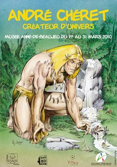 Rahan Caricature, Ligne Claire, Old Comics, Sword And Sorcery, End Of Life, Stone Age, Gay Art, Tarzan, Barbarian