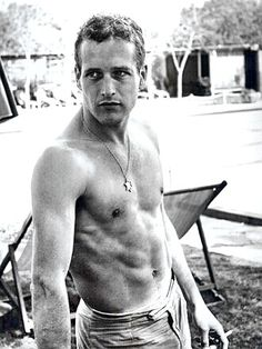 Paul Newman...they don't make em like that anymore.