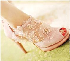 Perfect Lace Dress Shoes