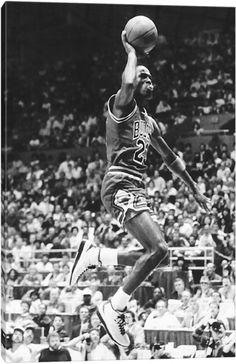 Shop our selection of Pop Art canvas prints. Mike Jordan, Jordan Bulls, Michael Jordan Pictures, Jeffrey Jordan, Basketball Players, Sport Icon, Basketball Pictures, Sports Figures, Basketball