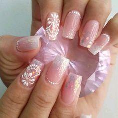Diseño Spring Nail Art, Spring Nails, Gelish Nails, My Nails, Pedicure Nail Art, Gorgeous Nails, Black Nails, Nail Trends, Nail Inspo