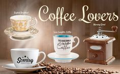 Coffee lovers unite over these adorable coffee lovers inspired warmers.  Which one is your favorite? https://kimvavra.scentsy.us