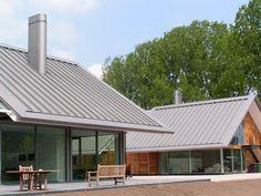 loodgieters- en installatiebedrijf M.H. van Meurs uit Den Bosch, Roeven daken