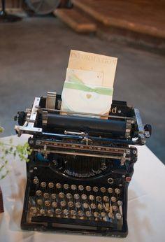 Typerwriter.