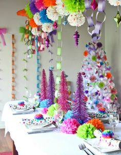 kerst-tafel-kleurrijk