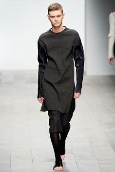 tunic menswear / #MIZUstyle