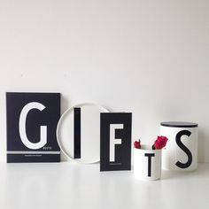 Remember Design Letters products are the perfect personal gift for this Spring and Summer many celebrations!