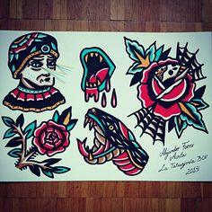 #tattoo #tattoos #tattooflash #illustration