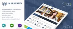 We have chosen 3 #Joomla #templates for Special Offer. Each is 30%OFF. Offer valid till 06.10