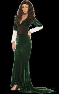 Revealing Renaissance Costume