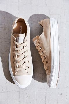 Converse Chuck Taylor All Star Tonal Low-Top Sneaker