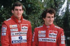 Ayrton senna y Alain prost Alain Prost, Honda, Formula 1, Gerhard Berger, Ted, Real Racing, Nico Rosberg, Mark Webber, Sport Icon