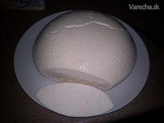 Kravská hrudka (fotorecept) - Recept Dairy, Eggs, Cheese, Breakfast, Food, Meal, Egg, Eten, Meals
