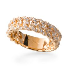 Anel em Ouro com Diamantes da MONTECRISTO JOALHERIA fotografado por Andre Jung.