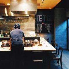 沾麵達人改寫日本麵食文化捲起沾麵風潮 #つけ麺 #Tsukemen #TsukemenTetsu #つけ麺哲 #沾麵哲 by tetsu102hk