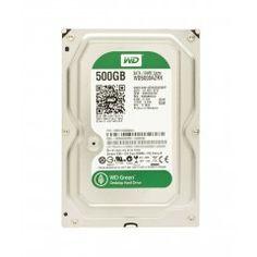 WD Caviar Green 500 GB Sata Desktop Internal Hard Disk