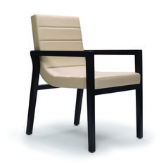 Astor Dining Arm Chair by Anees Upholstery