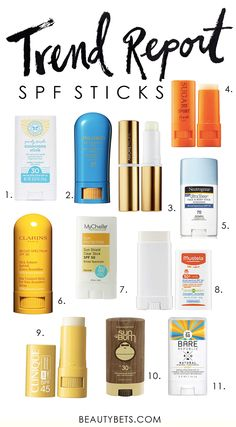 11 Sunscreen Sticks to Try This Summer | Beauty Bets