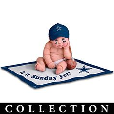 Boy or girl, my kids will love the cowboys. Up until they're able to make their own choice on matters of football ;).