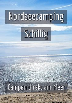 Nordseecamping Schillig - Campen direkt am Meer. Hier gibt's unseren Campingplatz Check zu einem der ältesten und größten Campingplätze Deutschlands. Bus Camper, Vw Bus, Van Camping, Van Life, Caravan, Sunlight, Road Trip, Around The Worlds, California