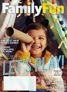 FAMILY FUN MAGAZINE FEBRUARY MARCH 2017 BEST BOARD GAMES LETS PLAY VALENTINES FF