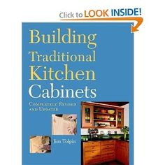 Building kitchen cabinets paperback cabinets for Building kitchen cabinets udo schmidt