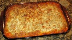 Olive Garden Five Cheese Ziti Recipe = awesome!