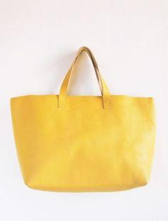 Bobo Choses  Tote bag yellow