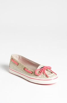 Sperry Top-Sider® Kids 'Carline' Slip-On (Toddler, Little Kid & Big Kid) | Nordstrom