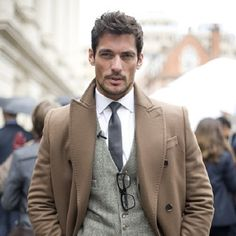 Icons of Style David Gandy