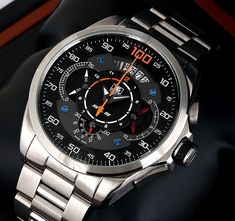 Tag Heuer Grand Carrera Mercedes ♥ | TAG Heuer | Luxury ...