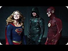 ARROW, SUPERGIRL & THE FLASH Superhero Fight Club 2 0 TRAILER - Video --> http://www.comics2film.com/arrow-supergirl-the-flash-superhero-fight-club-2-0-trailer/  #Supergirl