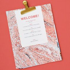 DIY Personalized Wedding Welcome Packet Welcome Packet, Welcome Bags, Welcome Gifts, Wedding Welcome, Our Wedding, Dream Wedding, Wedding Ideas, Diy Save The Dates, Diy Wedding Projects