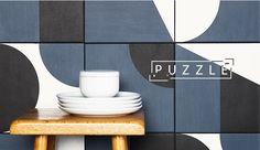 New Range - Puzzle | Domus Tiles, The UK's Leading Tile, Mosaic & Stone Products Supplier