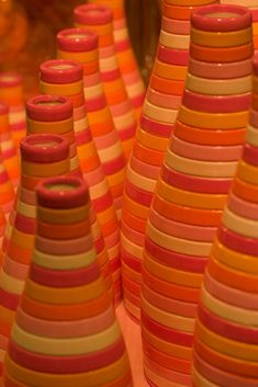 Orange and Yellow Striped Bottles Jaune Orange, Orange Yellow, Burnt Orange, Orange Color, Orange Aesthetic, Aesthetic Colors, Happy Colors, Warm Colors, Power Colors