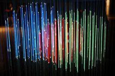 Lumarca: kunst met licht en draad