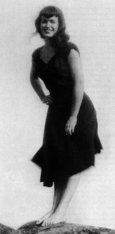 Super rare photo of Bettie http://www.vip-eroticstore.com