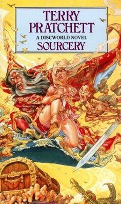 Sourcery (Discworld, #5)