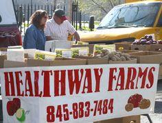 Healthway Farms  Joe and Rhonda O'Brien http://healthwayfarms.wordpress.com/