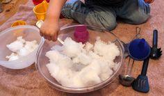 Der Stillzwerg : Das Spiel mit dem Schnee / Maria Montessori http://stillzwerg.blogspot.de/2015/02/das-spiel-mit-dem-schnee.html