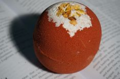 Blood and Milk Bath Bomb – Witch Baby Soap