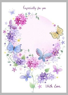 Victoria Nelson - Floral Tree Butterflies Copy