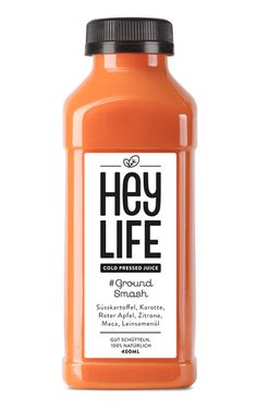#GroundSmash Cold Pressed Juices by HEYLIFE #heylifejuices www.heylife.ch