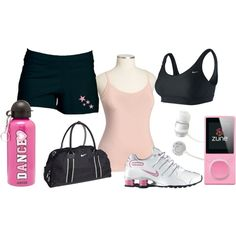 """""""Plus Size Workout Gear"""" by crazykewl on Polyvore"""