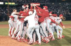 Fact of the Day: Did you know that the Cincinnati Reds have won 5 World Series? 1919, 1940, 1975, 1976, and 1990.