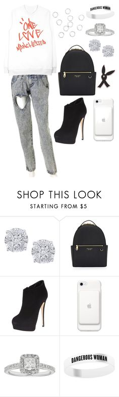 """""""Ariana Grande One Love Manchester 🏹"""" by millefeuillex ❤ liked on Polyvore featuring Effy Jewelry, Henri Bendel, Giuseppe Zanotti, Boston Bay Diamonds, GetTheLook, ArianaGrande, ariana, fashionset and OneLoveManchester"""