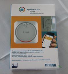 D-Link Alarm DCH-Z510 http://www.projekt-hausbau.ch/hausautomation/d-link-smart-home-produkte