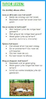 Boekenlegger tutorlezen 1st Day Of School, Primary School, Middle School, Classroom Language, Creative Teaching, School Hacks, Kids Education, Spelling, Reading