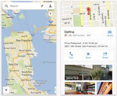 Google piensa que la aplicación #Google Maps para #iOS es mejor que la de #Android
